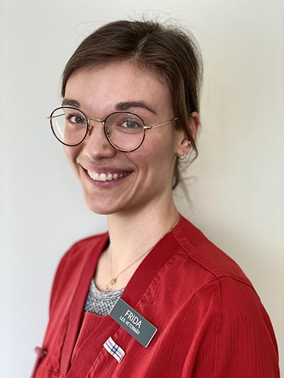 Frida Österberg porträtt
